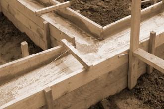 Доска для опалубки и строительных лесов